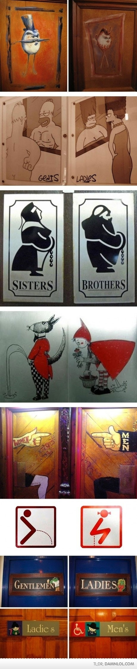 Funny Toilet Signs Part 1
