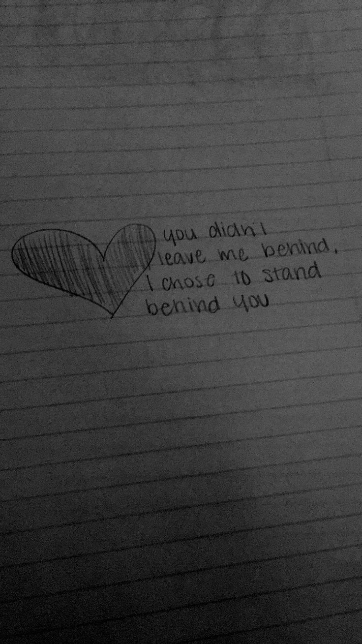 """USAF """"you didn't leave me behind, I chose to stand behind you"""""""