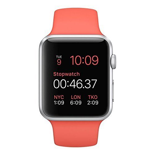 Apple Watch 38mm Sport Band 38mm - Pink