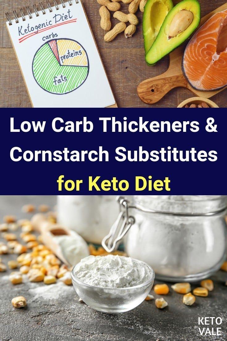 cornstarch low carb diet