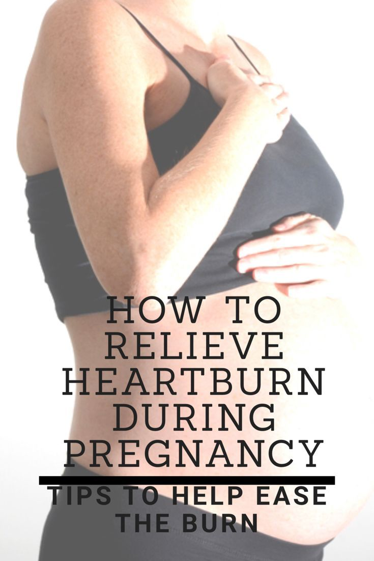 Pregnancy tips | Heartburn can be a common symptom of pregnancy. Will these tips be …   – Pregnancy, Childbirth, & Postpartum