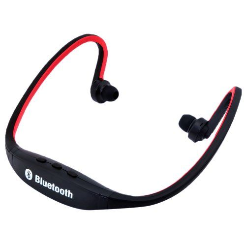Special Offers - ZhiZhu Red Wireless Bluetooth Headphones Sport Headset Handsfree For Running iPhone 6 6 Plus iPhone 5 iPad 4 iPad Mini Macbook iMac Sony Nokia Lumia 920 Samsung Galaxy S5 Galaxy S4 HTC One M8 Google Nexus Laptop PC Skype MSN PS2 Xbox - In stock & Free Shipping. You can save more money! Check It (April 10 2016 at 04:40PM)…