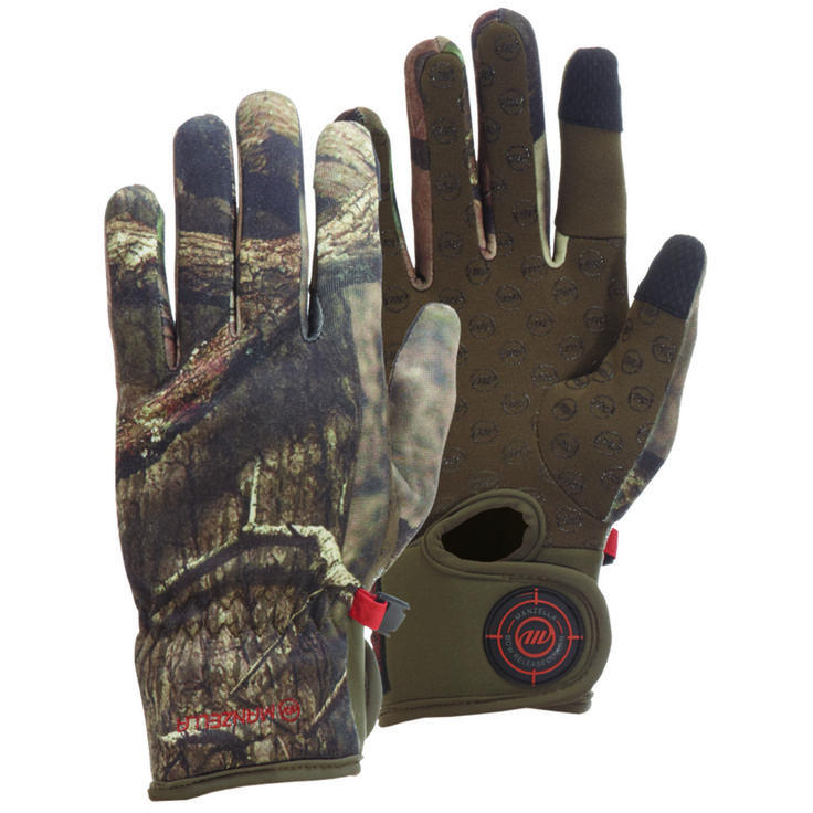 Manzella Bow Ranger Hunting Gloves For Men