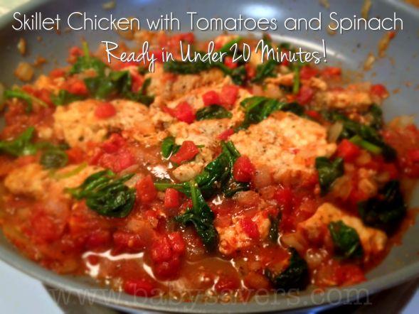basil balsamic zucchini tomatoes forward chicken with garlic balsamic ...