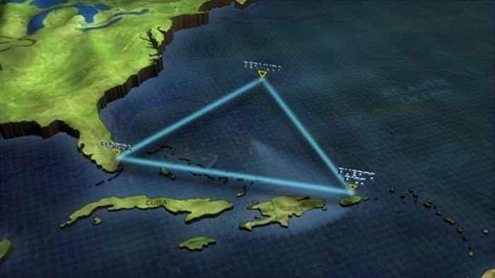 Bermuda Şeytan Üçgeni'nin Sırrı Çözülecek Gibi