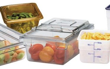 Plastic Food Containers: What's the Difference? #restaurants #foodservice