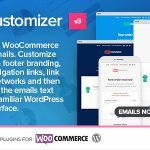 Email Customizer for WooCommerce Download Email Customizer for WooCommerce v3.0 Nulled Plugin Download WooCommerce Email Customizer v3.0 Free Email Customizer for WooCommerce Nulled Plugin Email Customizer for WooCommerce v3.0 Licence Email Customizer for WooCommerce Latest Version Nulled Plugin Email Customizer for WooCommerce clean nulled Email Customizer for WooCommerce WordPress Nulled Plugin Download Email Customizer for WooCommerce Nulled Plugin  BEAUTIFUL CUSTOMIZED WOOCOMMERCE EMAILS  Email Customizer for WooCommerce v3.0 enables full customization of your WooCommerce emails. Customize colors header & footer format add custom links link to your social networks and customize what the email says  with [shortcodes]  all using the familiar WordPress Customizer interface. You no longer need to be a developer to do this. And if you still want to you can add your own custom css too.  Currently customization requires going into the code and editing the php template files which isnt really an option for a non-programmer and can be slow even if you are. We wanted to give you an environment that is simple to use gives you a live preview of your customizations and can send a test email when you are done. Thats what Email Customizer for WooCommerce does.  The plugin also adds functionality to your WooCommerce Orders page so you are able to open a preview of any of the email templates (New Order Invoice Processing Order etc) and send/resend that email to your customer or yourself.  Email Customizer for WooCommerce has made managing the email communications sent from our store much simpler and more beautiful  making our whole operation look and sounds as solid as it is. We think it can do the same for you.  GREAT FOR  Customizing of the the styling colors header & footer format add custom links link to your social networks and now even customize what the email says.  Tailor what your customer reads and sees before you send it  helping your operation to look and sound as so