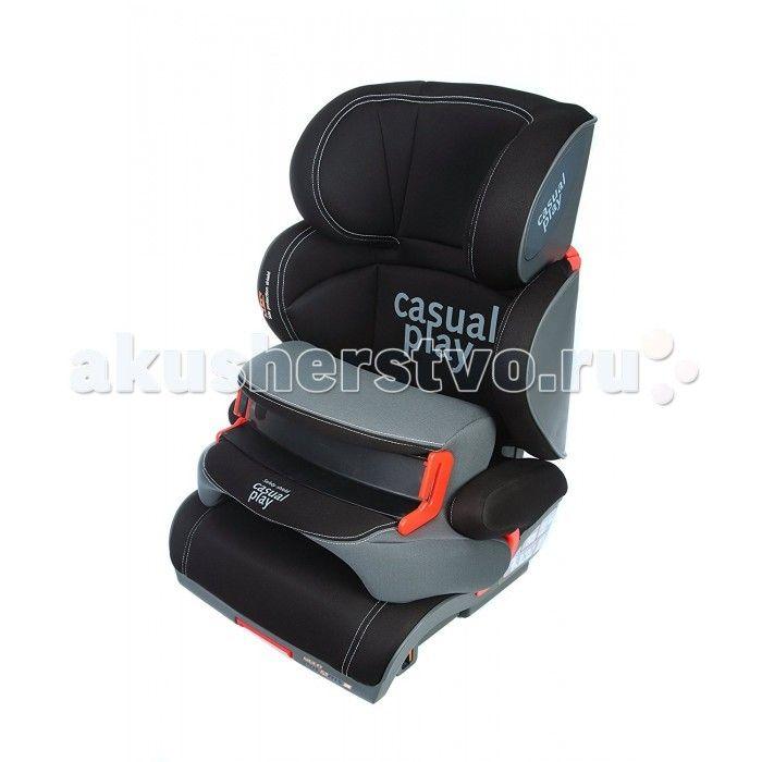 Автокресло Casualplay Multipolaris Fix  Автокресло Casualplay Multipolaris Fix удобное в эксплуатации, комфортное и безопасное.  8-позиционный подголовник Кресло, которое растет, чтобы плотно прилегать к телу ребенка. Подголовник имеет 8 положений, обеспечивая более долгий срок эксплуатации кресла.  Особая ткань обивки Используются ткани, которые безвредны для здоровья и соответствуют международным стандартам Oeko-Tex Standard 100, для комфорта и благополучия кожи Вашего ребенка.  Защита со…