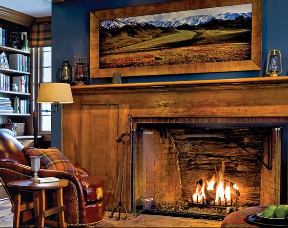 Rustic Fireplace Designs Ideas By Modus: 163 Best Rustic Fireplace Designs Images On Pinterest