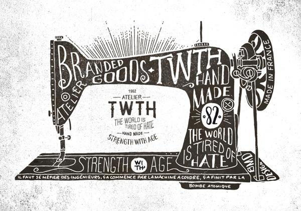 TWTH - Atelier by BMD Design , via Behance