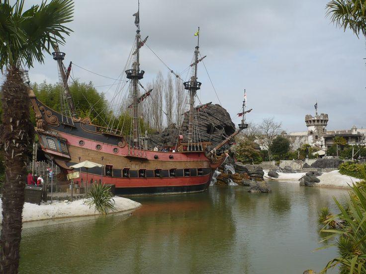 Pirates.Eurodisney. Disneyland Paris. Walt Disney World