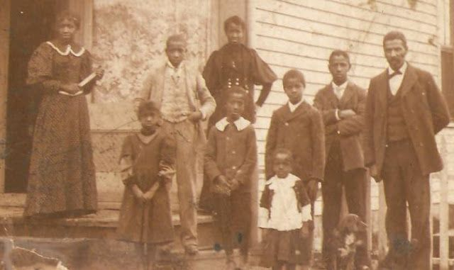 Family Connections: From Generations To Generations: Tracing The Lankford / Lankfard Surname Through Re...