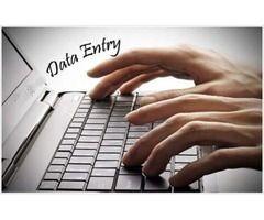 Data Entry Clerk Required in Dubai