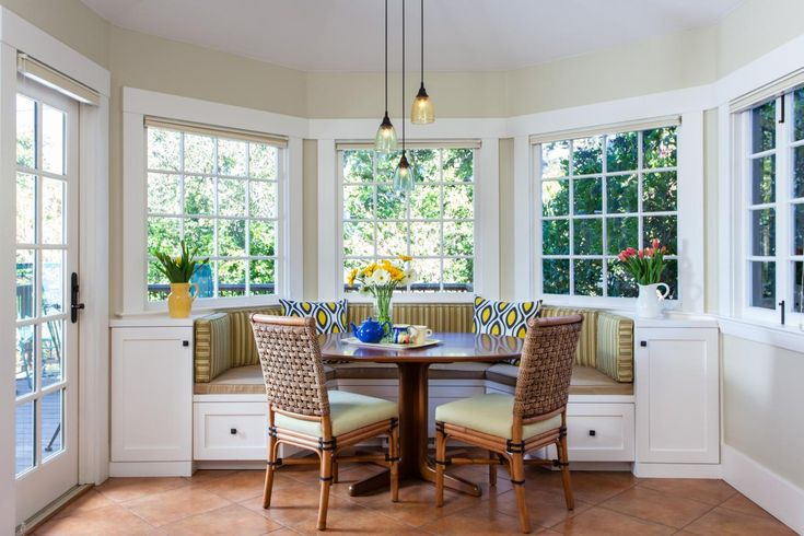 16 Awesome Do It Yourself Nooks and Banquettes Ideas 6