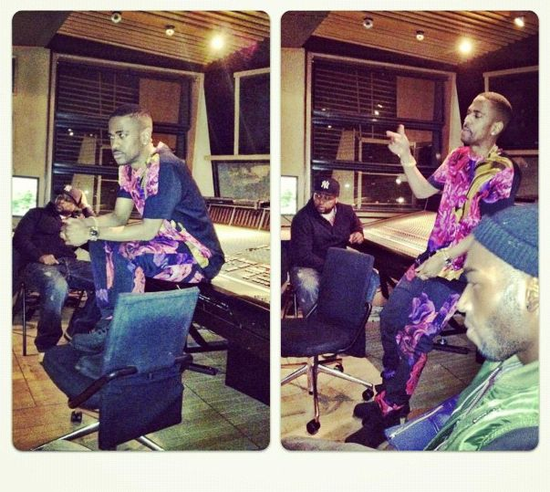 BIG SEAN IN KATIE EARY AW13