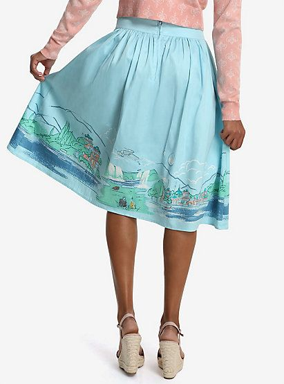 Her Universe Star Wars Naboo Landscape Woven Circle Skirt - Summer Convention ExclusiveHer Universe Star Wars Naboo Landscape Woven Circle Skirt - Summer Convention Exclusive,