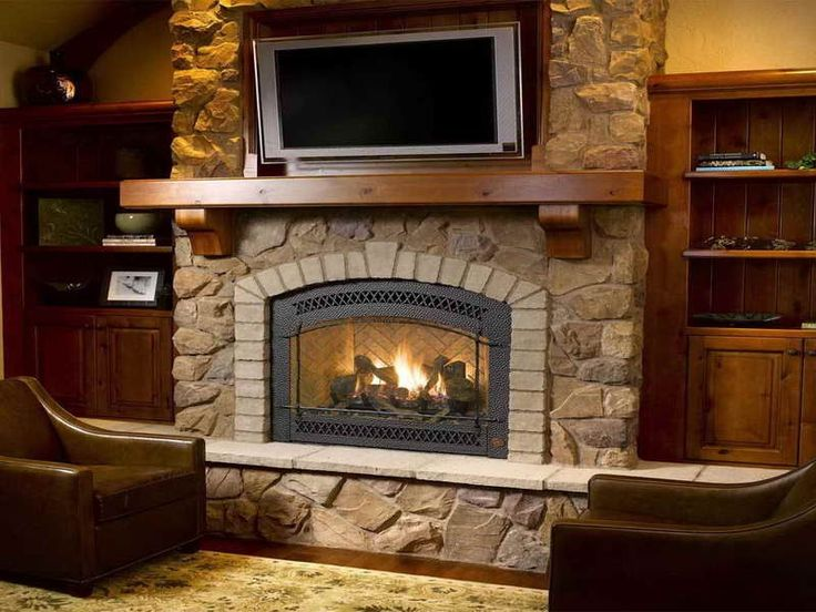 Best Fireplace Inserts Images On Pinterest Gas Fireplaces