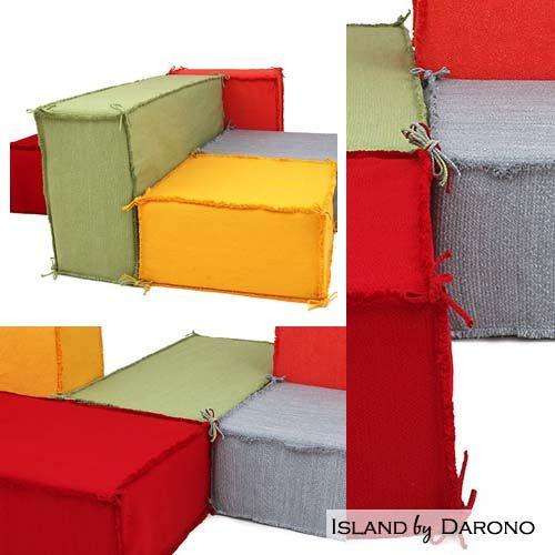 Divani modulari design arredfacile pinterest divani for P o style architecture