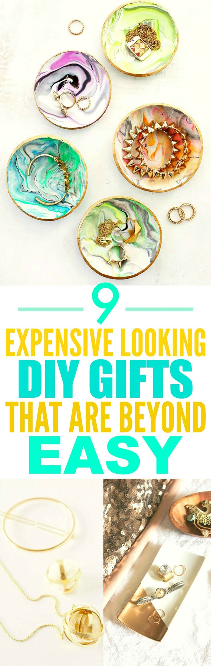 These 9 Expensive Looking DIY gifts are THE BEST! I'm so glad I found these AMAZING ideas! Now I found some great gifts to make for friends. Definitely pinning for later!