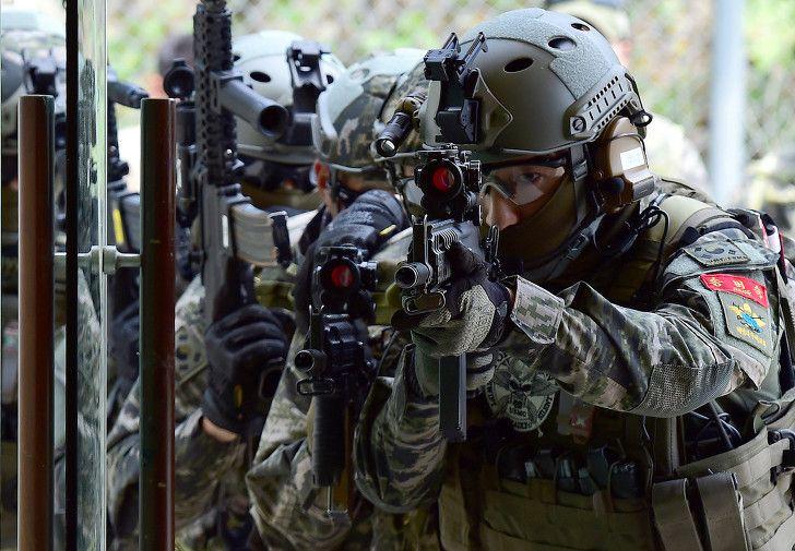 대한민국 육군 수색대 vs 해병대 수색대, 승자는? :: 군사정보