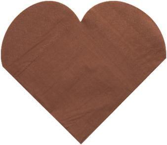 A la fois romantiques et pratiques, ses serviettes de table seront parfaites pour une table des plus romantiques !