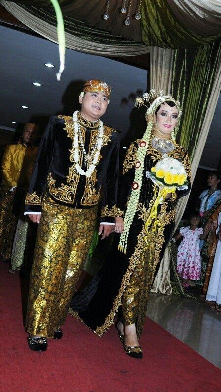 My javanese wedding reception