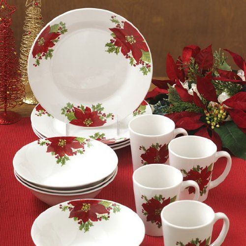 Dinnerware Sets Gibson Home Netherwood 12-Piece Dinnerware Set, White Dinnerware sets are something people enjoy using for everyday meals with family, and when entertaining guests. You will find a huge selection of dinnerware sets here. Choose from everyday dinner sets and holiday sets that you and your family will enjoy during the Christmas season. A …