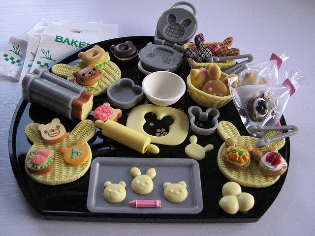 Sylvanian Families bakery minitures | Flickr - Photo Sharing!