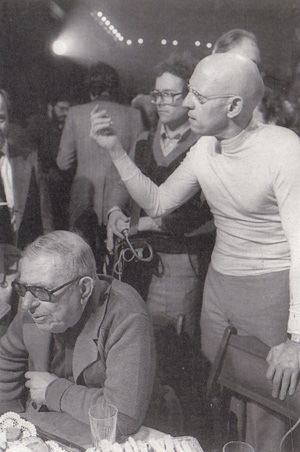 A variety of resources on the great French philosopher Michel Foucault.