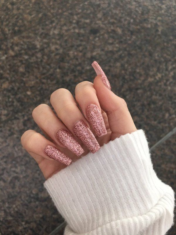 Best 25+ Long acrylic nails ideas on Pinterest   Acrylic ...