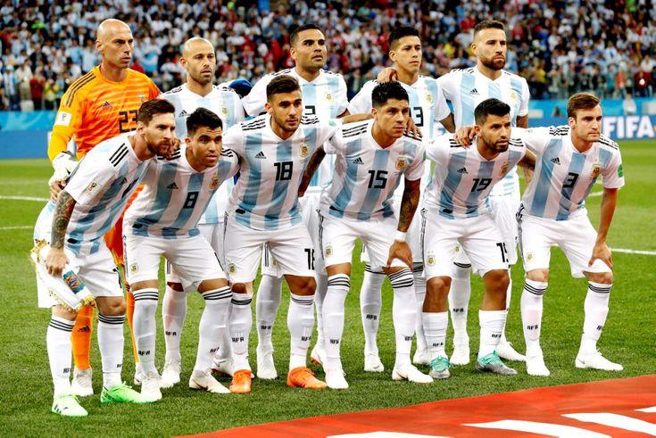 Equipo De Fútbol, Seleccion
