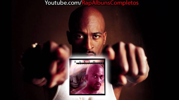 Rakim - The 18th Letter 1997 [Full Album With Download]