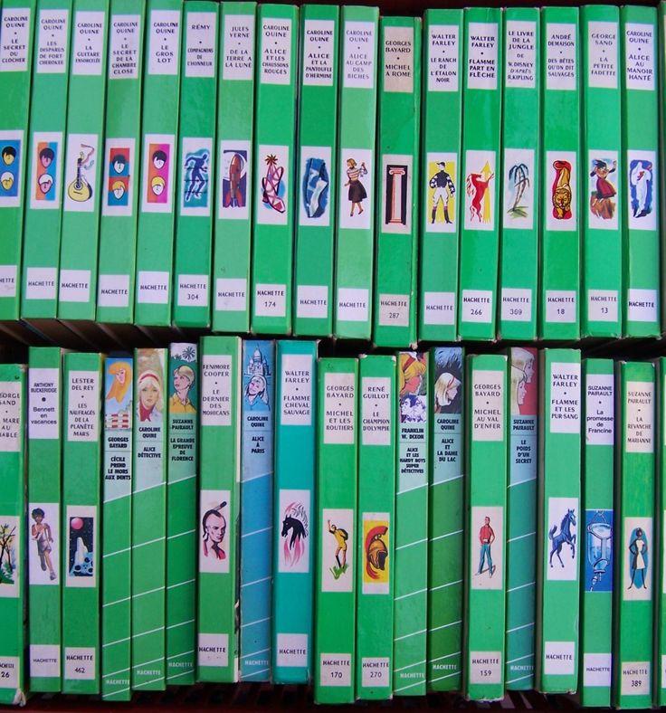 La bibliothèque verte