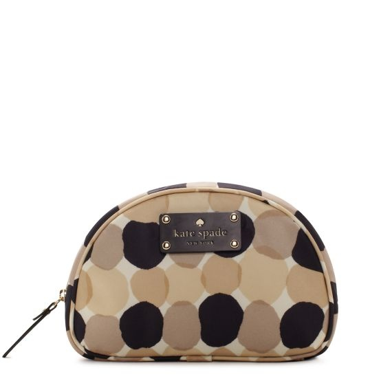 kate spade   designer cosmetic bags - strawberry banke little onis