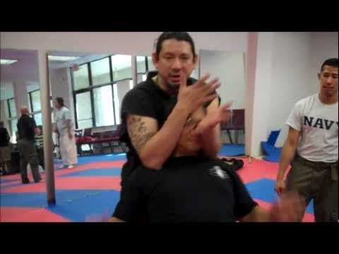Kali Weapons and Bladed Hands Seminar @ Tryumph Academy Of Martial Arts