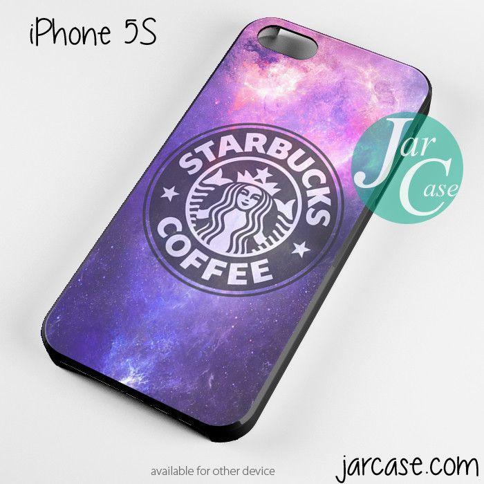 Starbucks Galaxy Phone case for iPhone 4/4s/5/5c/5s/6/6 plus