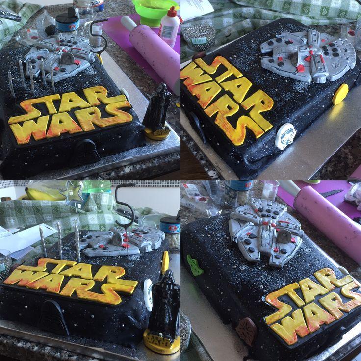 Torta pdz star wars