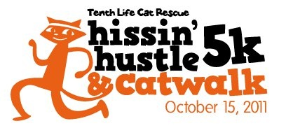 Tenth Life! The best cat rescue in #STL and the most exciting #5k yet!