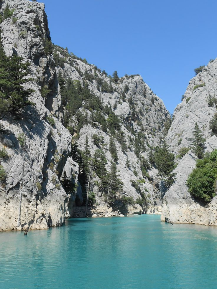 Green canyon Manavgat Turquie