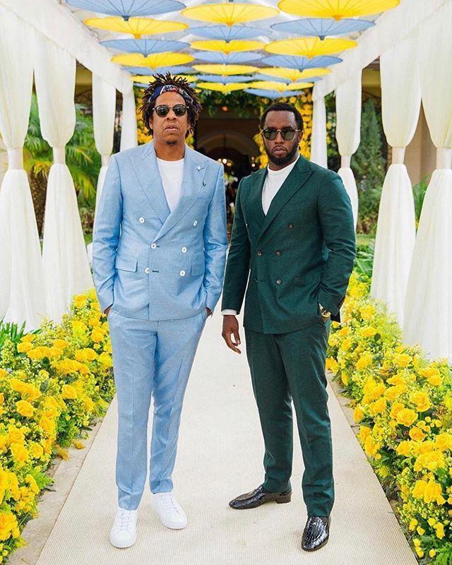 Black Excellence Brunch Diddy Rocnation Diddy Jayz Together