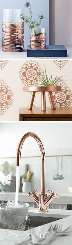 15 Ideas For Adding A Touch Of Copper To Your Home