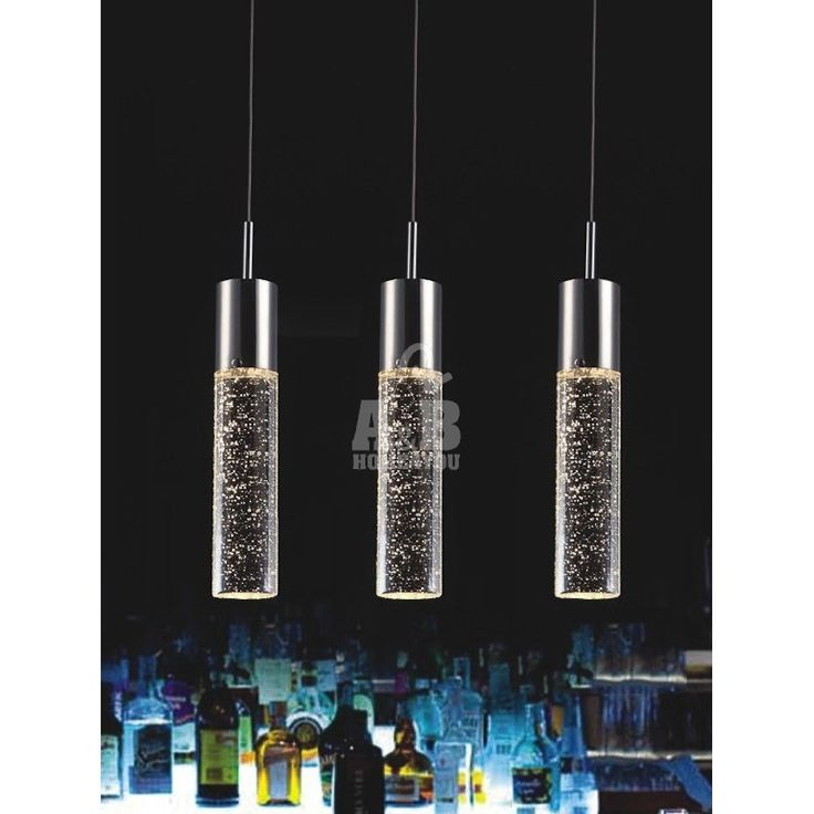 Material: Glass, Metal, Chrome  Height : 120 cm  Width: 50 cm  Colour: Transparent,Chrome  Bulbs: Yes  Source of light: 3x35W, MR11