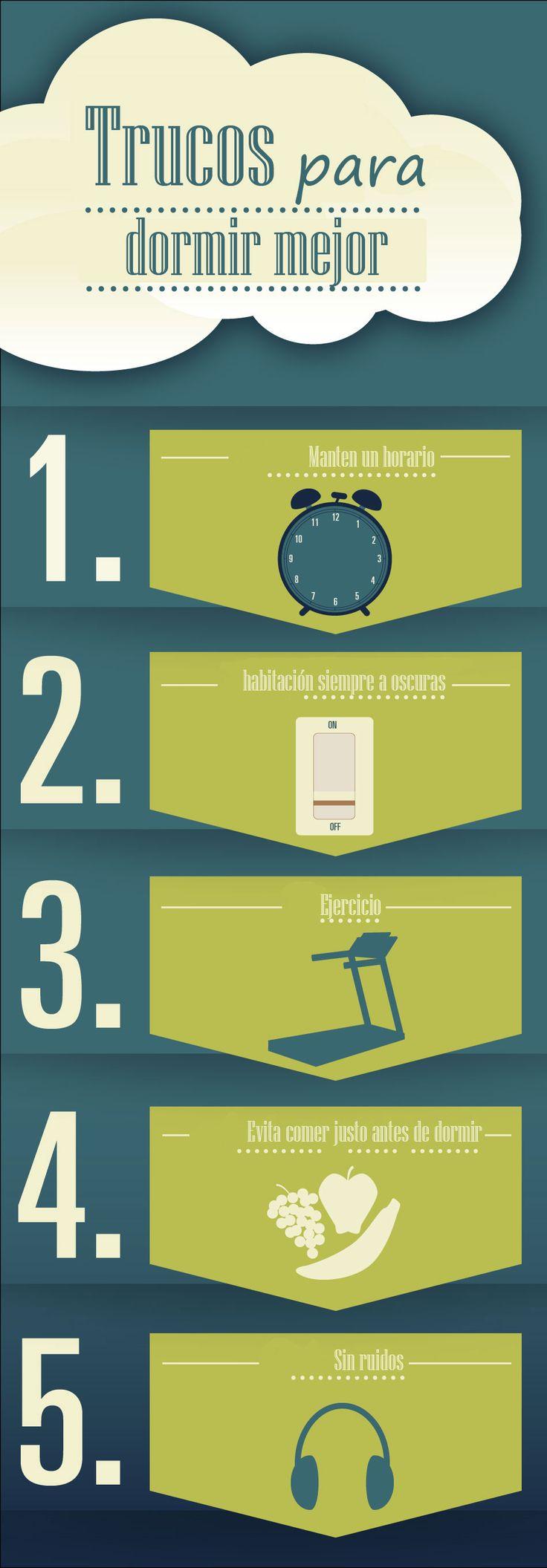 5 Trucos para dormir mejor - Blog del descanso de Colchón Exprés
