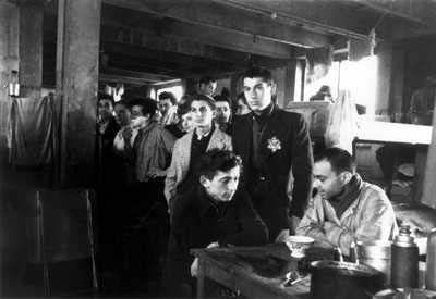 Drancy, France  Jews in the Living Quarters of the Camp 1942 World War Two