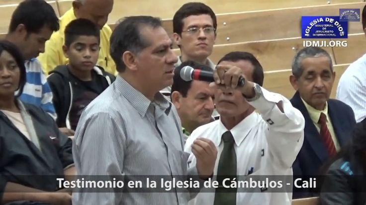 Testimonio en la Iglesia de Cámbulos Cali