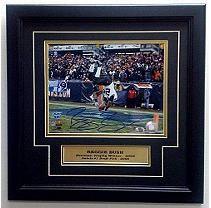 Reggie Bush Autographed Framed Photo