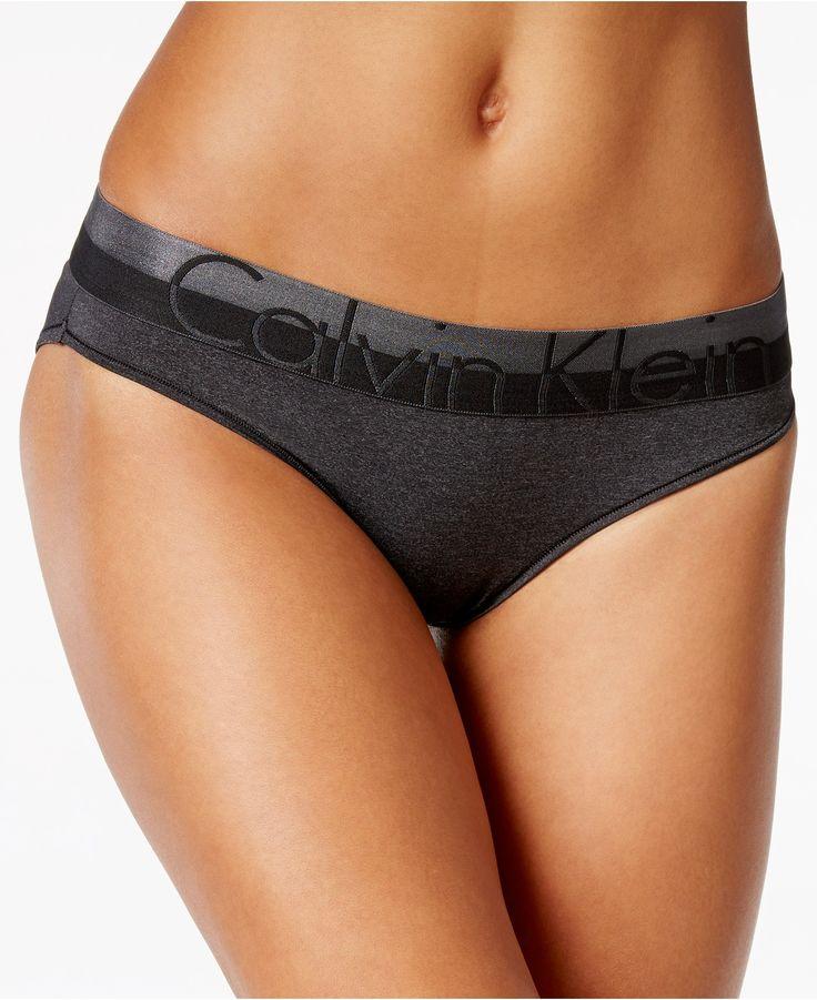 Calvin Klein Magnetic Logo Bikini QF1338 - Calvin Klein - Women - Macy's