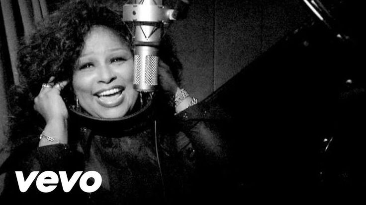 Chaka Khan Is Spreading Positive Self-Esteem With Her New Song