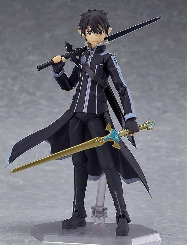 Sword+Art+Online+II+figurine+Figma+Kirito+ALO+Ver.+Max+Factory
