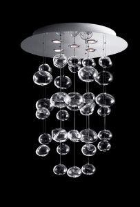 Подвесной светильник Leucos ETHER S (MURANO DUE)